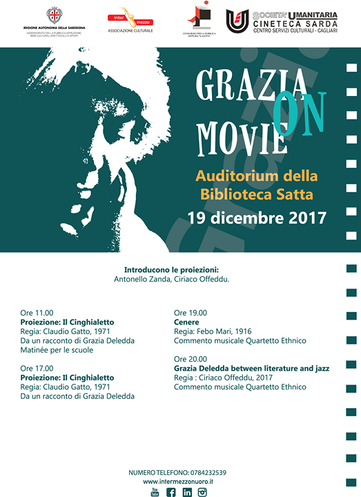 GRAZIA ON MOVIE